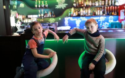 Children in licensed premises. What are the rules?