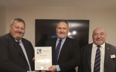 Pubwatch Star Award for Bedfordshire Police Officer