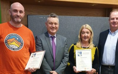 Star Awards for Whitehaven Pubwatch
